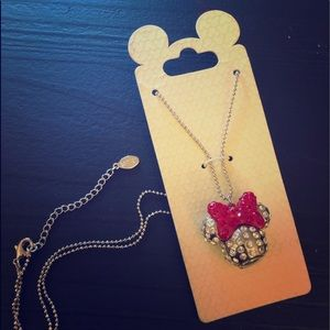 NWT Disney Necklace Kid's 12yrs and over